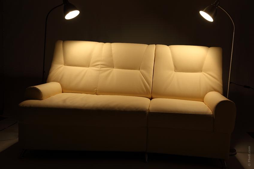 Få plads til de nye møbler